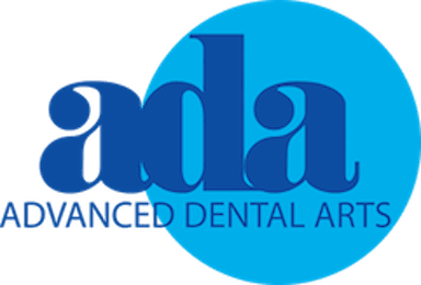 Advanced Dental Arts Logo - Blue Branding