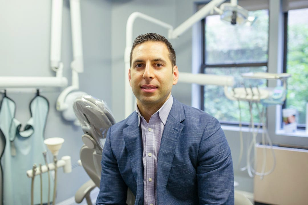 Profile photo of Dr. Kayvan Fathimani Oral Surgeon at Advanced Dental Arts NYC