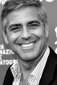 george clooney has dental implants
