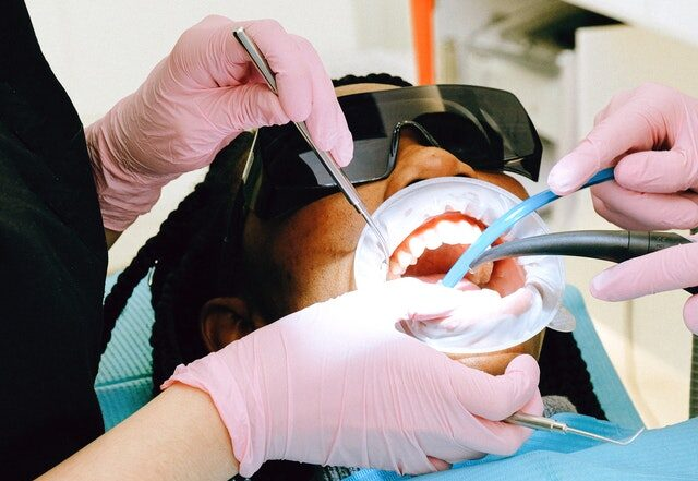 Surgical solutions help your receding gums better.